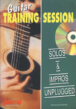 Guitar Training Session - Solos et improvisations unplugged