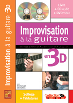 Improvisation à la guitare en 3D