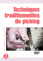 Techniques traditionnelles du picking